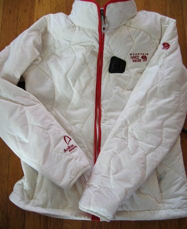 Gear Review: Radiance Jacket by Mountain Hardwear