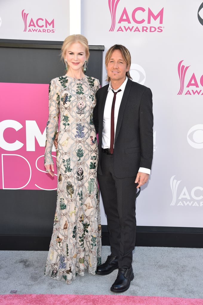 Nicole Kidman And Keith Urban Celebrity Couples With Big Height Differences Popsugar Celebrity Uk Photo 17