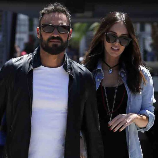Megan Fox and Brian Austin Green at Grand Prix April 2016
