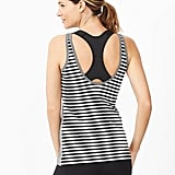 GapFit Breathe Scoop-Back Tank