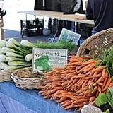 Take Advantage of Local Food Markets