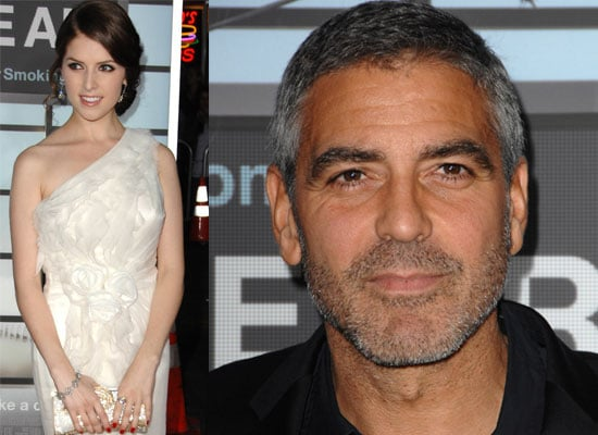 Photos of George Clooney and Anna Kendrick at Up in the Air Premiere, Plus Movie Trailer