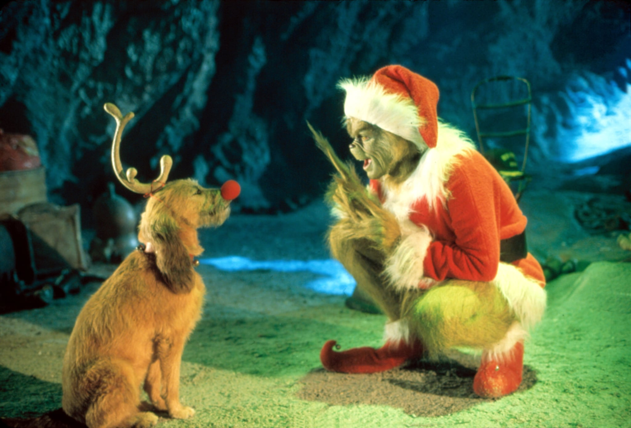 How The Grinch Stole Christmas Movie 2000.Dr Seuss How The Grinch Stole Christmas 2000 Jingle