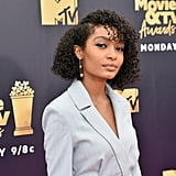 Yara Shahidi's Curly Bob Haircut in 2018