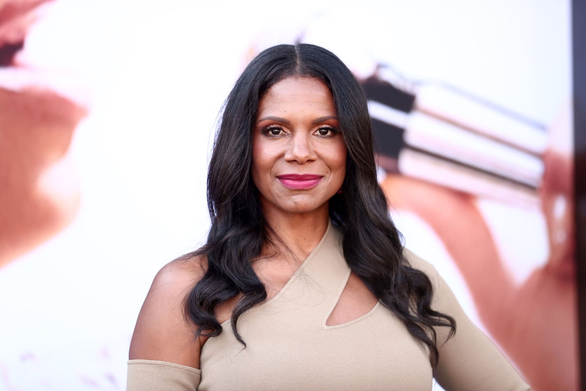 LOS ANGELES, CALIFORNIA - AUGUST 08: Audra McDonald attends the premiere of MGM's
