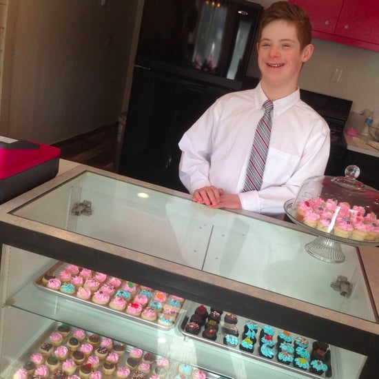 Boy With Down Syndrome Opens Cupcake Business With His Mom