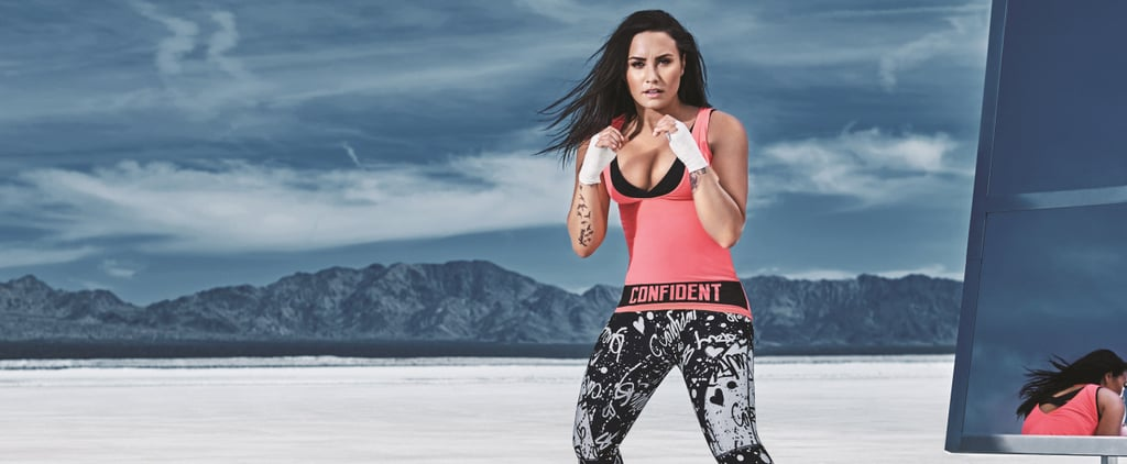 Brace Your Wallets: Fabletics Is Launching a Collaboration With Demi Lovato