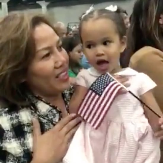 Chrissy Teigen's Mom Becomes US Citizen