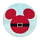"""Disney Holiday 24"""" Round Bath Rug"""
