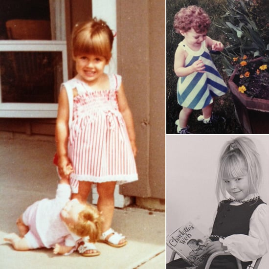It's Throwback Thursday! Check Out POPSUGAR Editors' Best Baby Pics