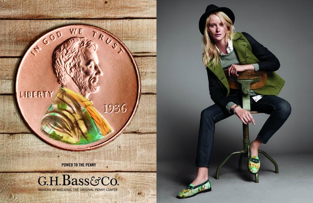 G.H. Bass & Co. Fall 2013