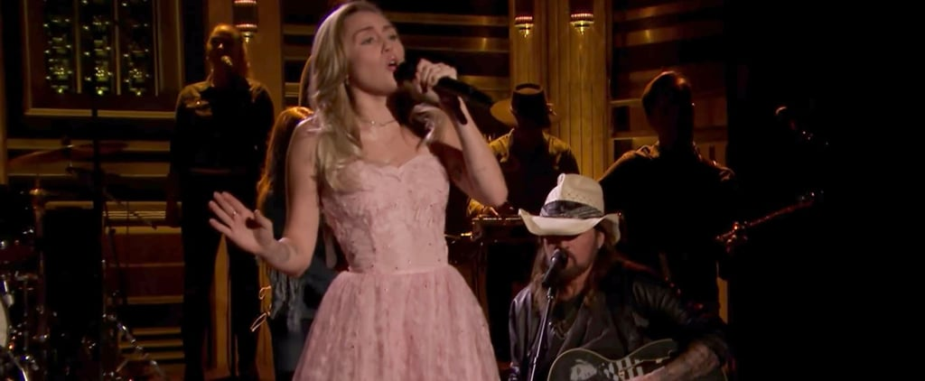 Miley Cyrus and Billy Ray Cyrus Cover Tom Petty