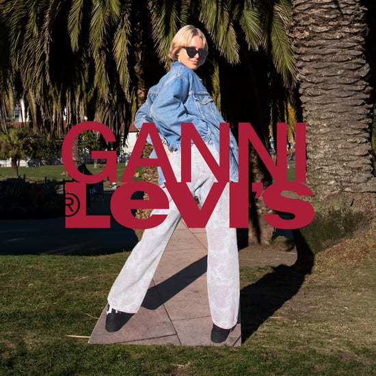Ganni and Levi's Launch Sustainable Hemp Jeans Collection