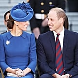 They shared loving glances when they visited Canada during their royal tour at the end of September.