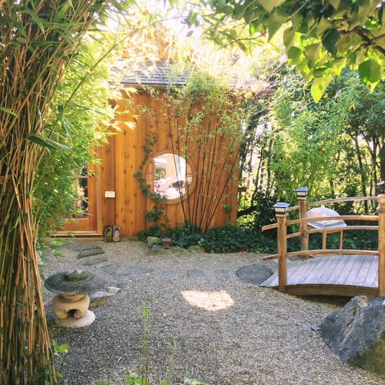 Japanese-Inspired Airbnb in Stinson Beach, CA