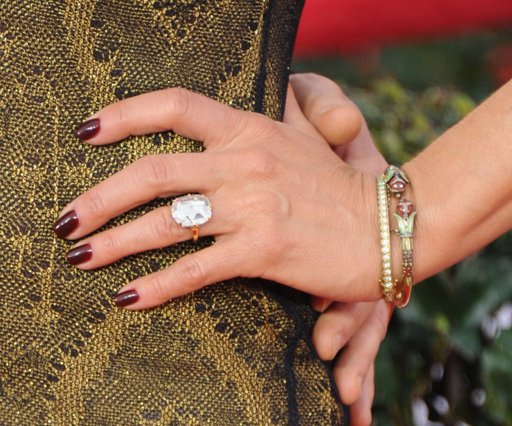 Jennifer Aniston's Engagement Ring