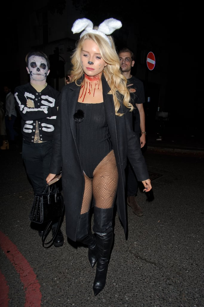 Lottie Moss Model Halloween Costumes 2017 Popsugar