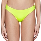 Solid & Striped Yellow 'The Elle' Bikini