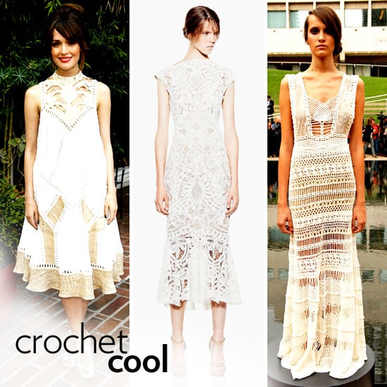 How to Wear Crochet: Shop Crochet Pieces For Summer