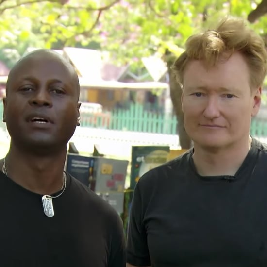 Haitians Insult Donald Trump in Conan O'Brien Clip
