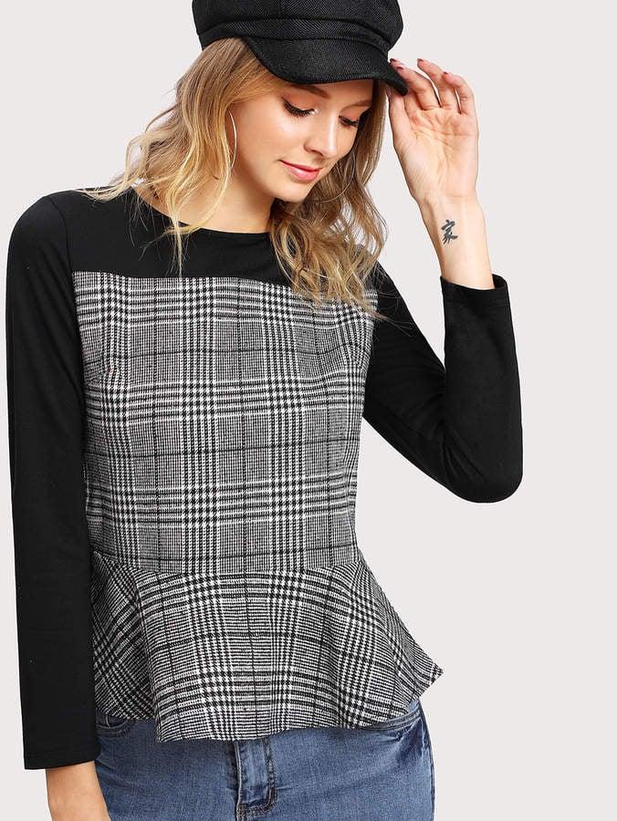 ab0432d585 Work Tops at Shein | POPSUGAR Fashion