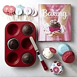 American Girl Cupcake Baking Essentials Set and Cookbook Gift Set
