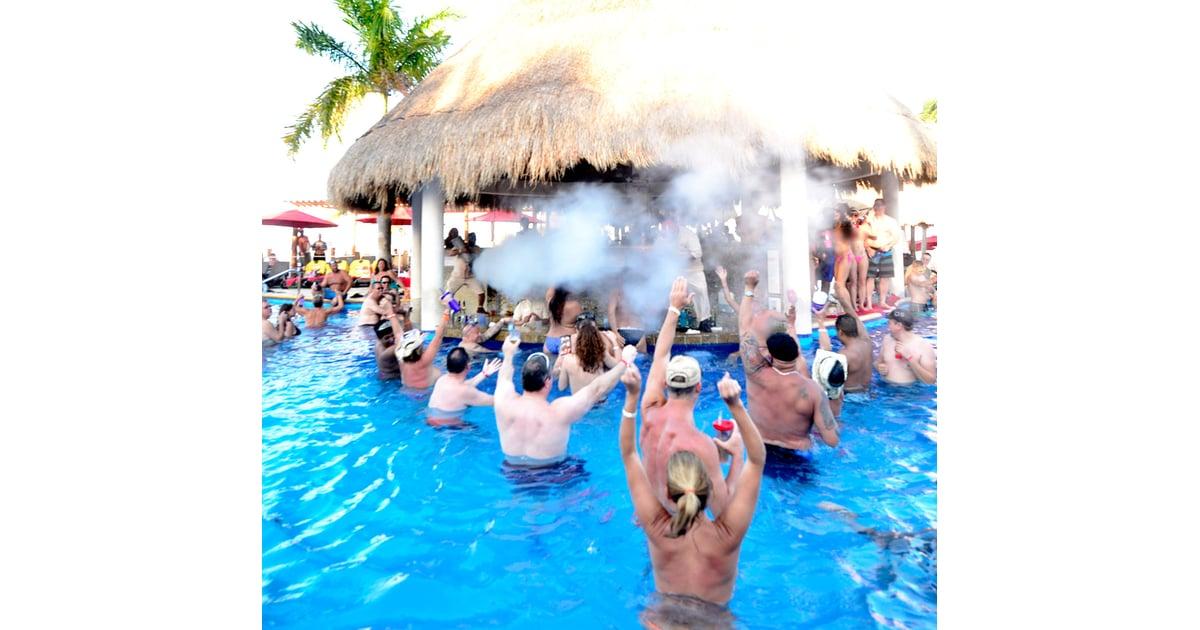 Temptation Cancun Resort Sexy Vacation Ideas Popsugar