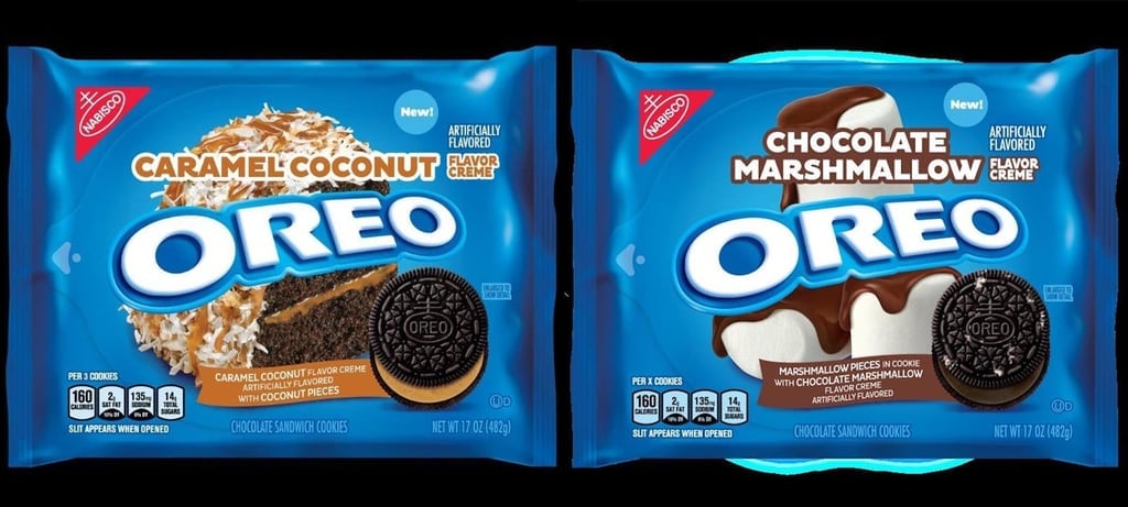 These Are the New Oreo Flavors For 2020