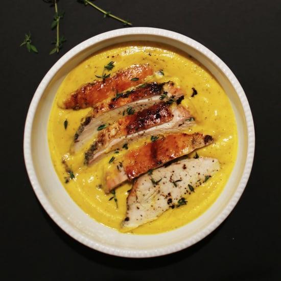 Ayesha Curry's Butternut Squash Mash Recipe