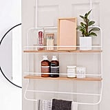 Over-the-Door Tiered Storage Rack