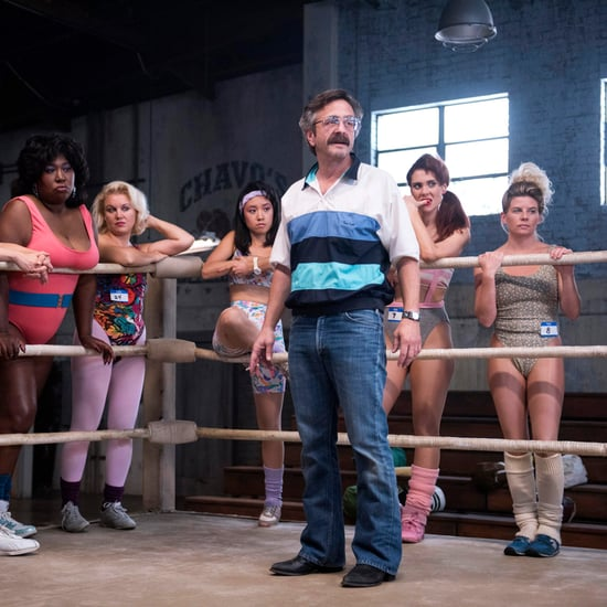 Who Plays Sam Sylvia on GLOW?