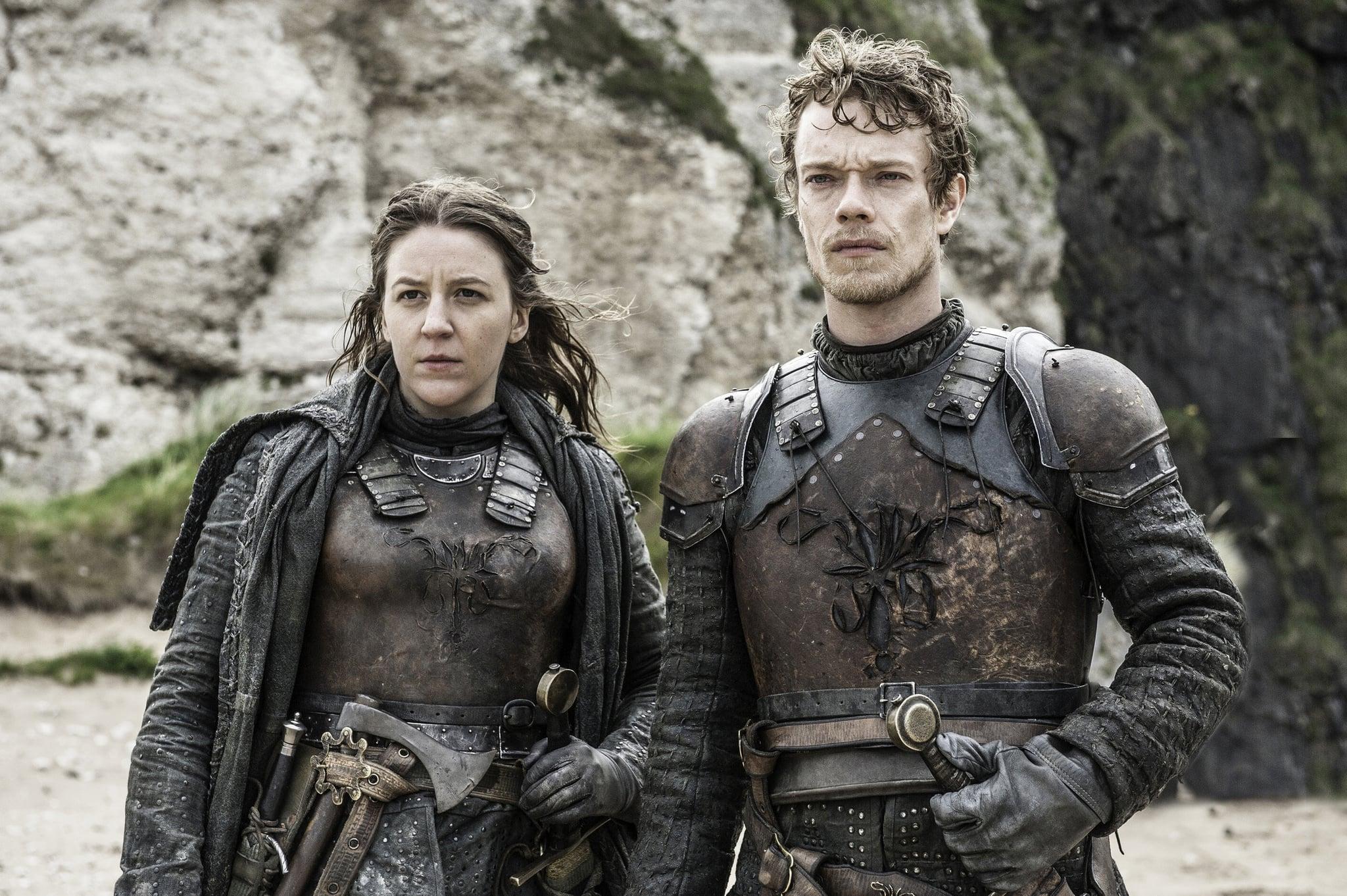 Is Yara Greyjoy Dead on Game of Thrones? | POPSUGAR Entertainment