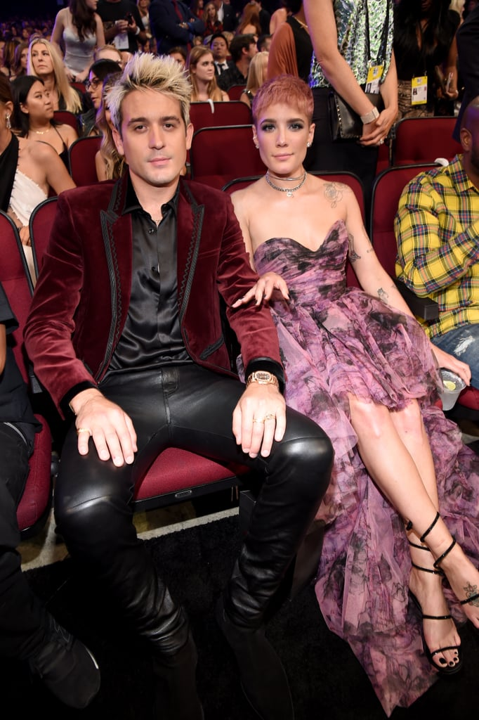 Pictured: G-Eazy and Halsey