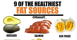 9 of the Best Fats to Fuel Your Keto Diet