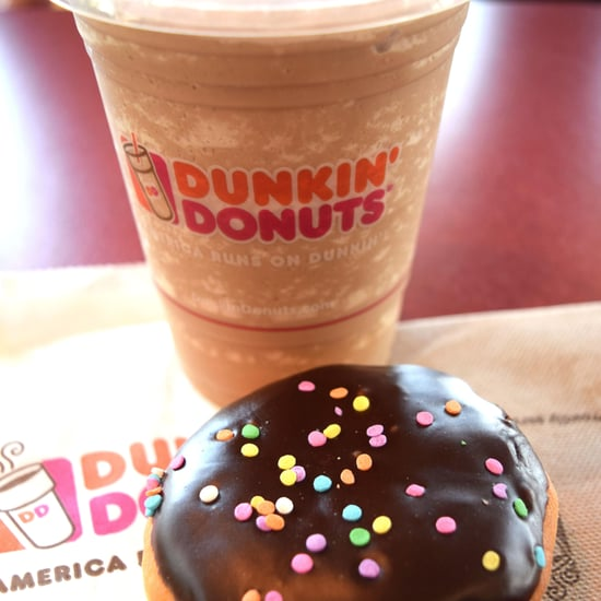 Dunkin' Donuts S'Mores Coffee Review