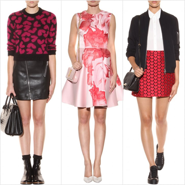 Best Heart- and Flower-Print Fashion For Valentine's Day