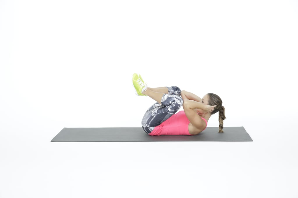 The Only Do-Anywhere, 3-Move Abs Workout You'll Ever Need