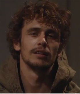 Preview of James Franco on General Hospital