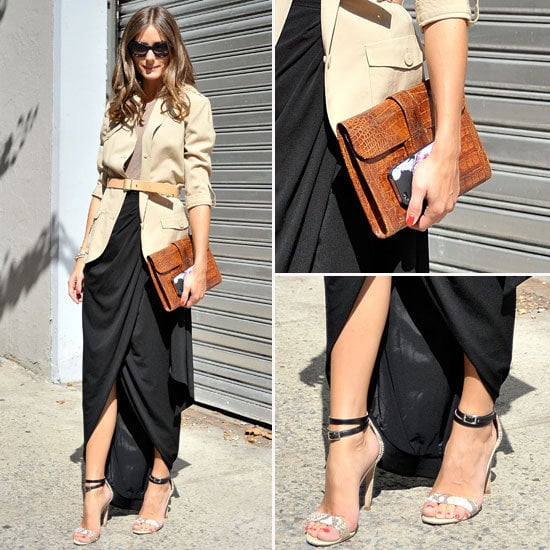 Pictures of Olivia Palermo Front Row at New York Fashion Week: Steal Her Chic Street Style!