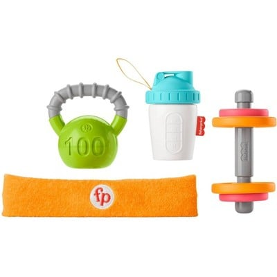 Fisher-Price Baby Bicep Gift Set