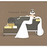 Modern Rules For Wedding Thank-You Notes