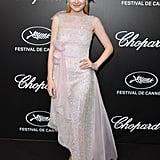 Dakota Fanning at the 2019 Cannes Film Festival