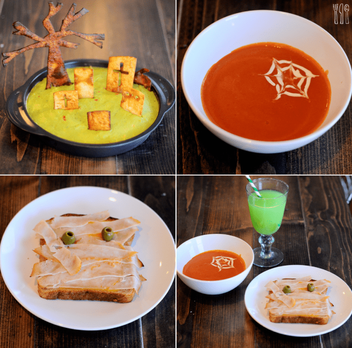 Soup, Dip, and Sandwich