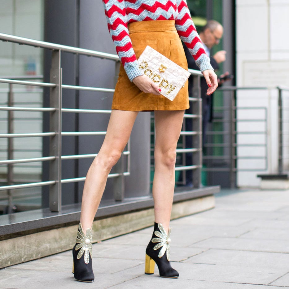 Street Style Accessories At London Fashion Week Spring
