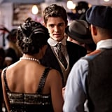Kat Graham as Bonnie, Steven R. McQueen as Jeremy, and Robert Ri'chard as Jamie on The Vampire Diaries.