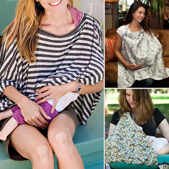 5 Classic Nursing Covers to Give Mom and Tot the Privacy They Need