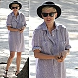 Check out Michelle Williams's signature Summer sandals.