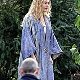 Kate Winslet filmed A Little Chaos.