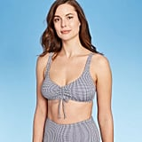 Shop a Similar Gingham Swimsuit Top
