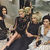 Met Gala Bathroom Pictures 2017
